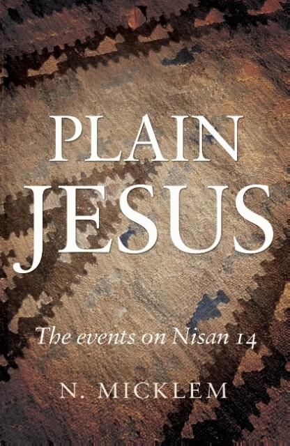 Plain Jesus als Taschenbuch