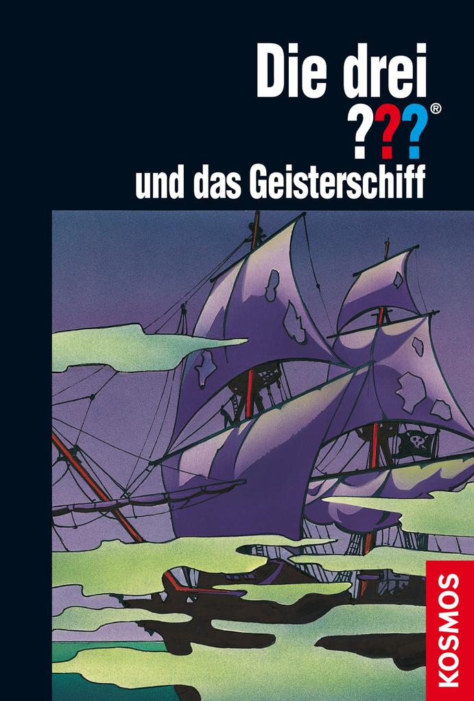 Die drei ??? und das Geisterschiff (drei Fragezeichen) als eBook epub
