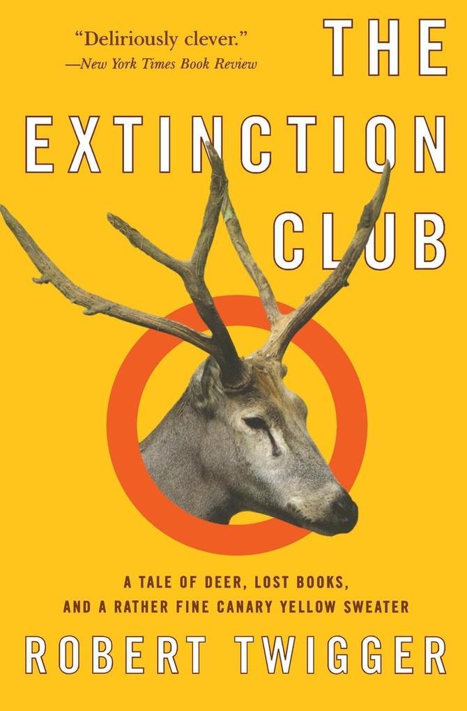 The Extinction Club als Taschenbuch