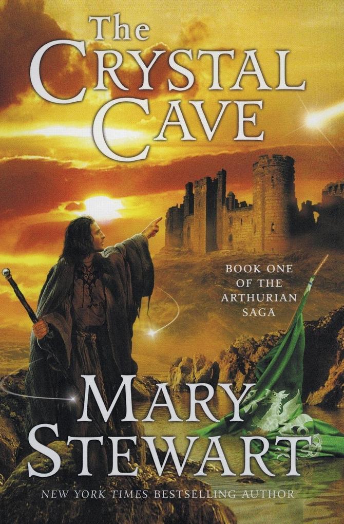Crystal Cave, The als Taschenbuch