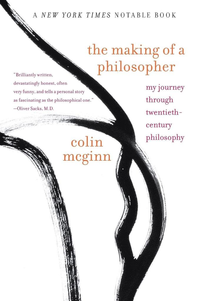 The Making of a Philosopher als Buch (kartoniert)