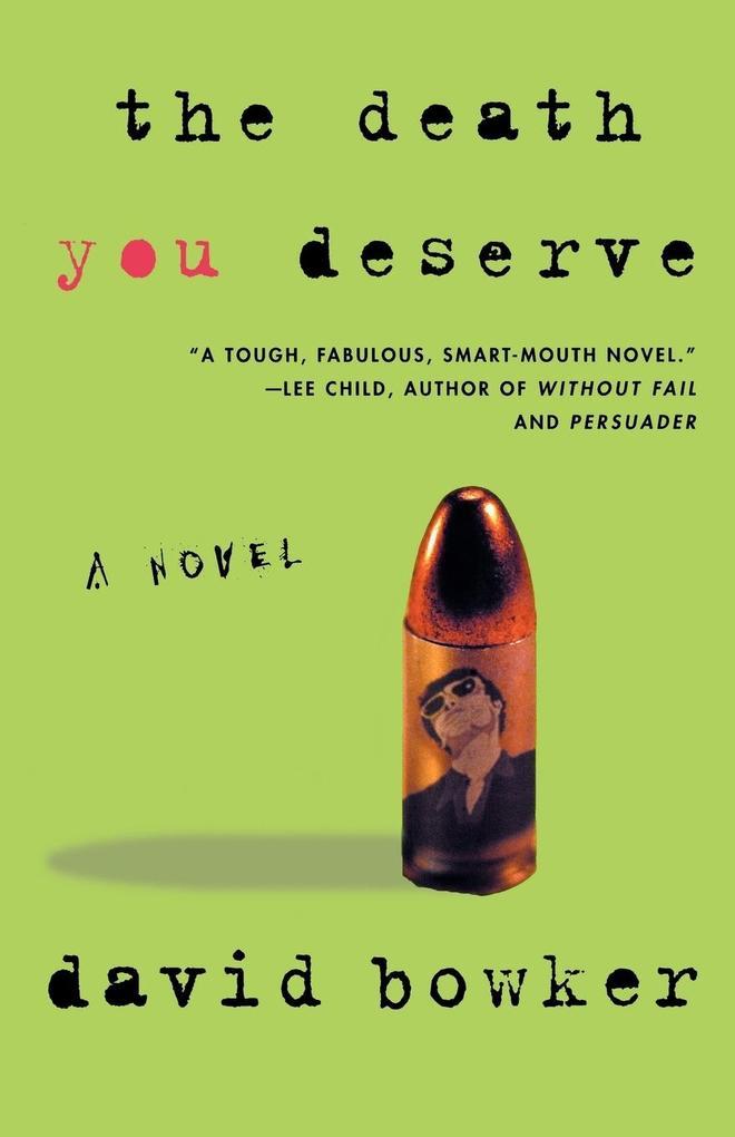 The Death You Deserve als Taschenbuch