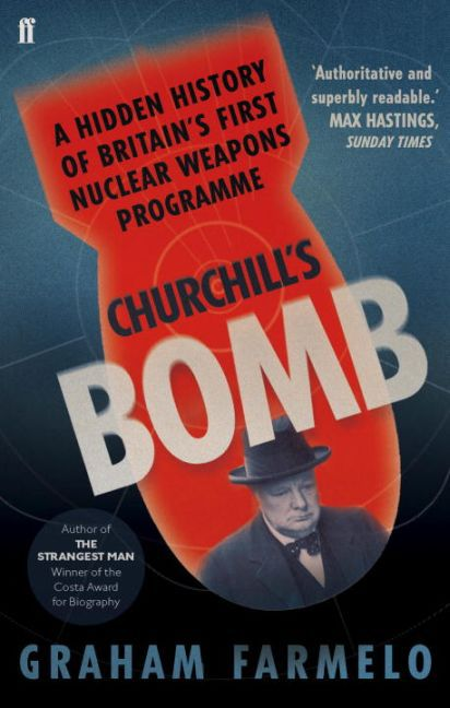 Churchill's Bomb als Taschenbuch