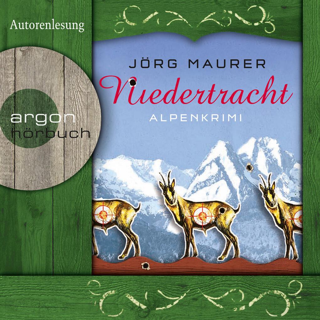 Niedertracht - Alpenkrimi als Hörbuch Download