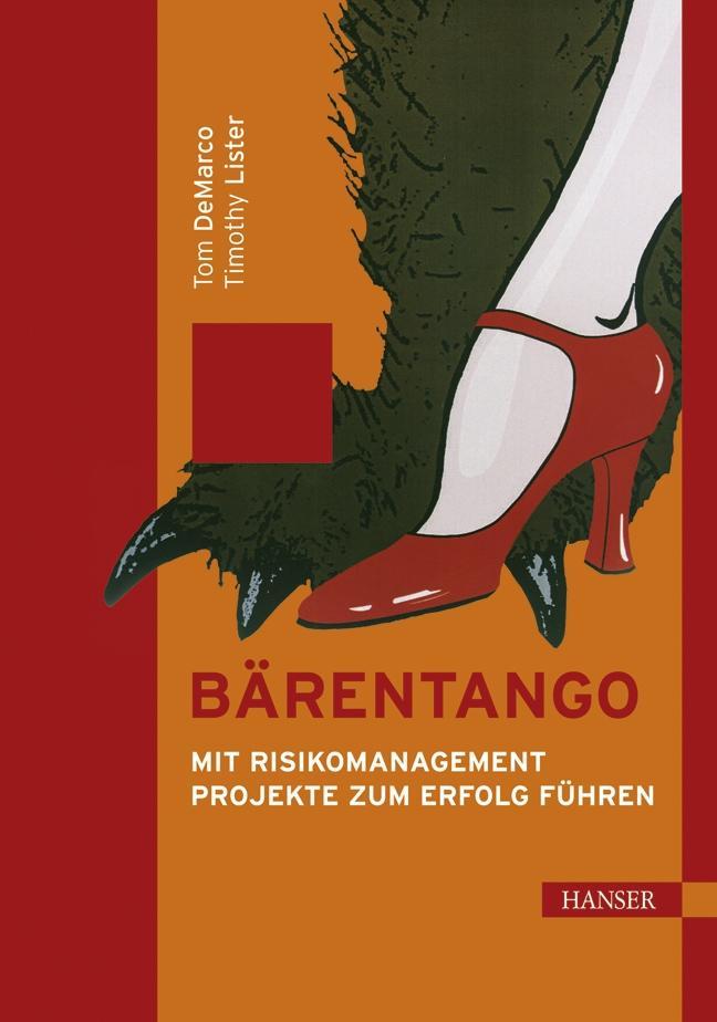 Bärentango als Buch (kartoniert)