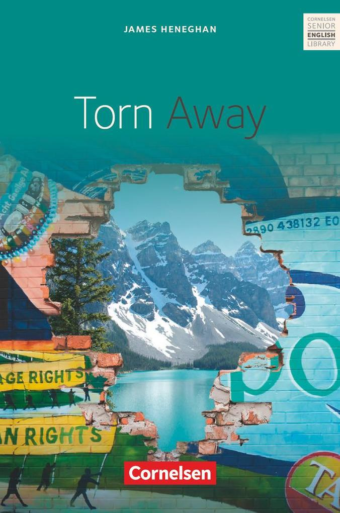 Torn Away. Mit Materialien als Buch (kartoniert)