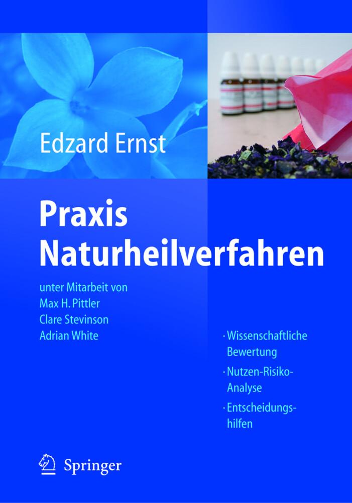 Praxis Naturheilverfahren als Buch (kartoniert)