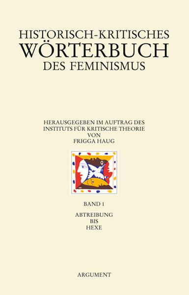 Historisch-kritisches Wörterbuch des Feminismus als Buch (kartoniert)