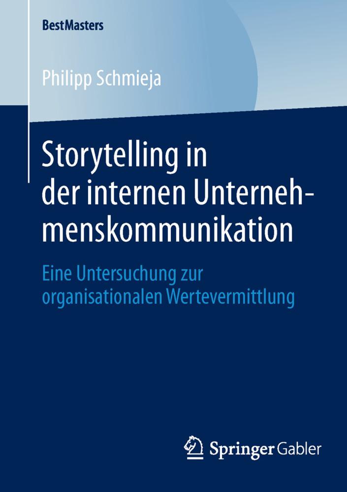 Storytelling in der internen Unternehmenskommunikation als Buch (kartoniert)