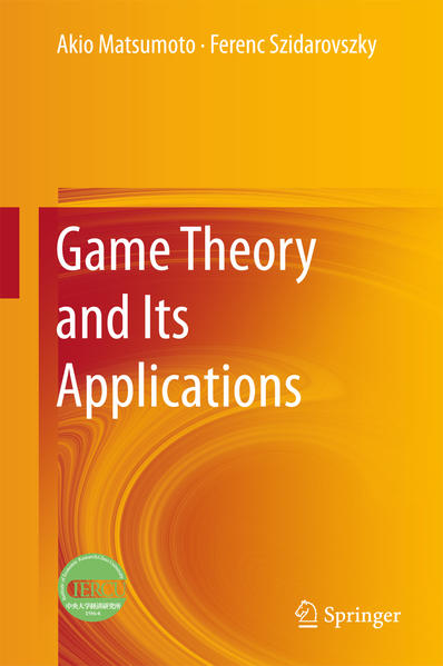 Game Theory and Its Applications als Buch (gebunden)
