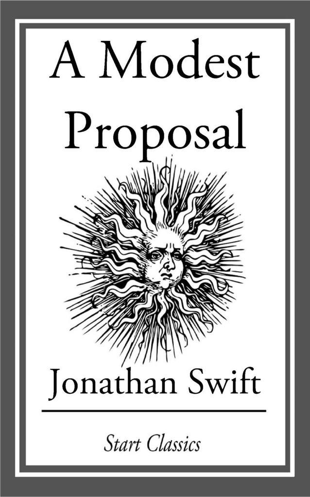 A Modest Proposal als eBook epub