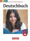 Deutschbuch Gymnasium 8. Schuljahr. Schülerbuch Nordrhein-Westfalen