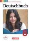 Deutschbuch Gymnasium 8. Schuljahr. Schülerbuch Rheinland-Pfalz