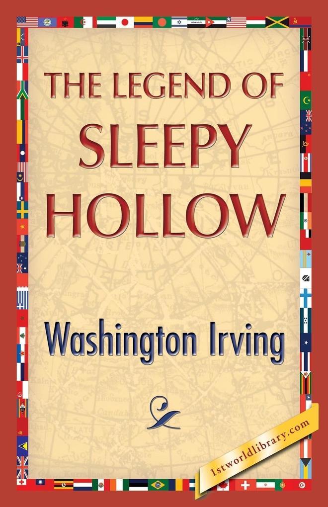 The Legend of Sleepy Hollow als Taschenbuch
