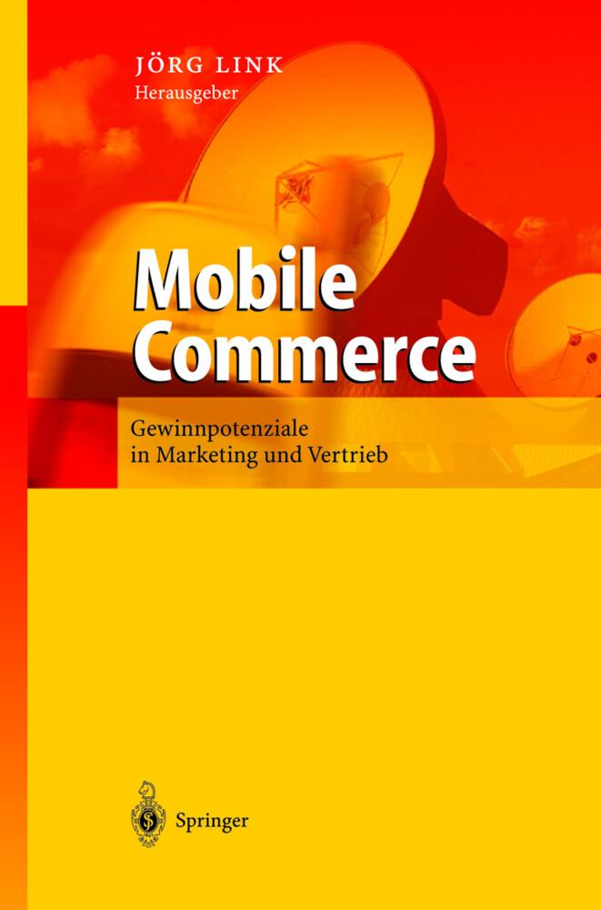 Mobile Commerce als Buch (gebunden)