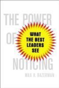 The Power of Noticing als Buch (gebunden)