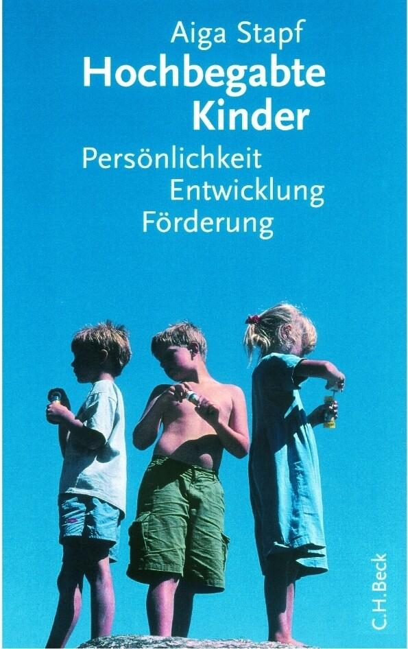 Hochbegabte Kinder als Buch (kartoniert)