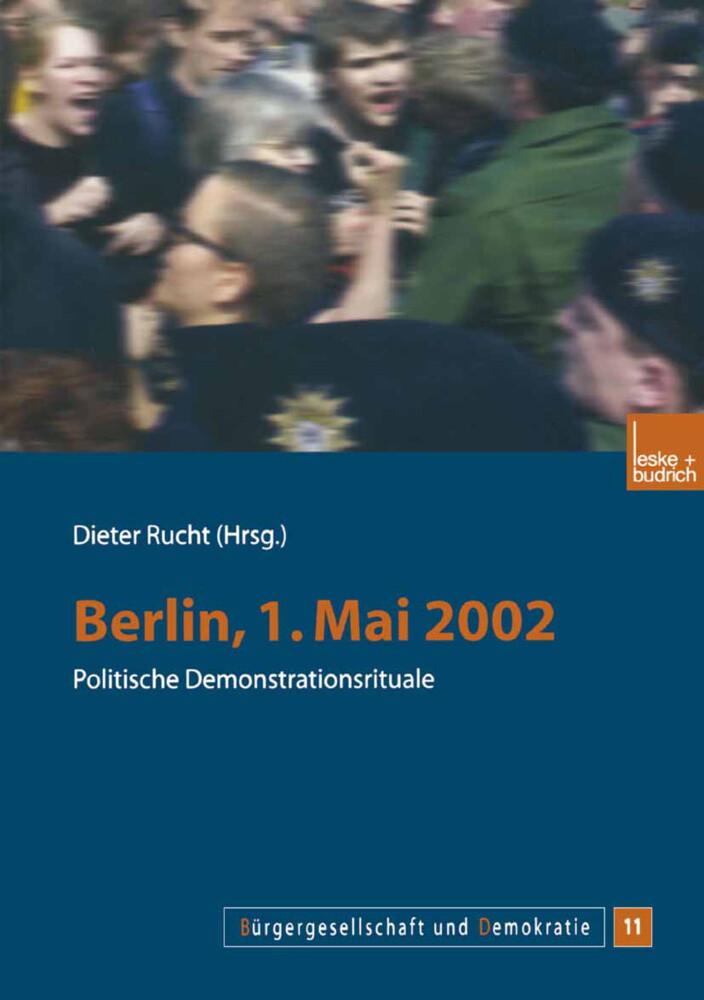 Berlin, 1. Mai 2002 als Buch (kartoniert)