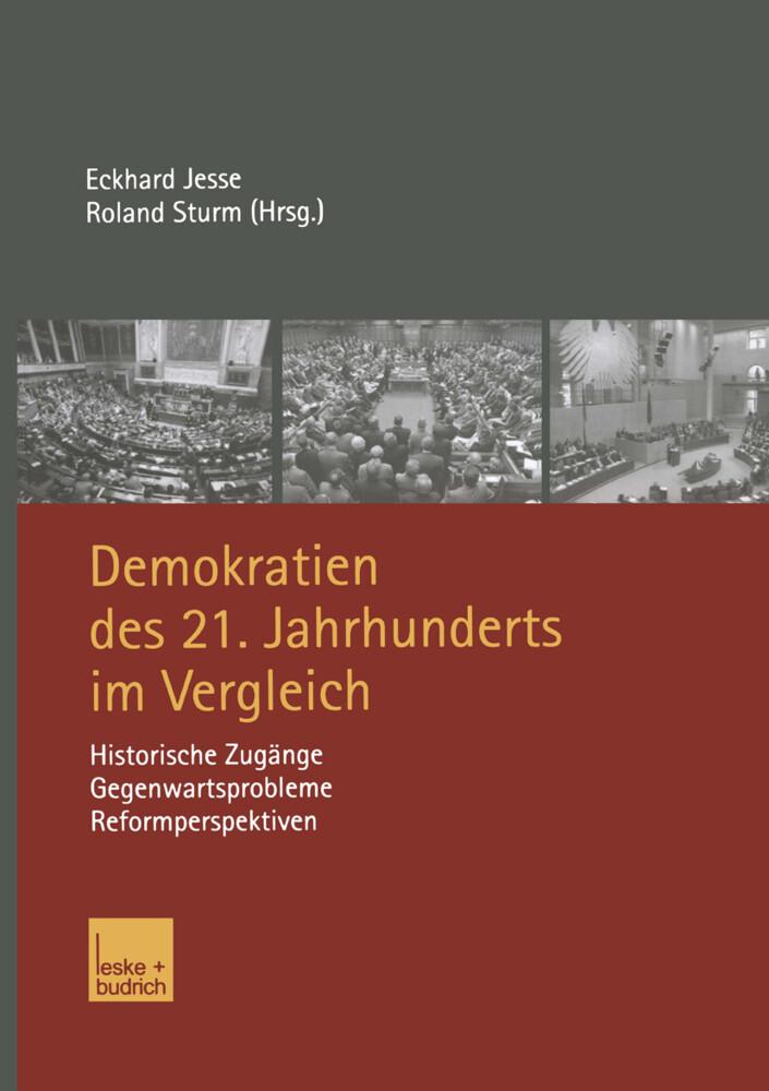 Demokratien des 21. Jahrhunderts im Vergleich als Buch (kartoniert)