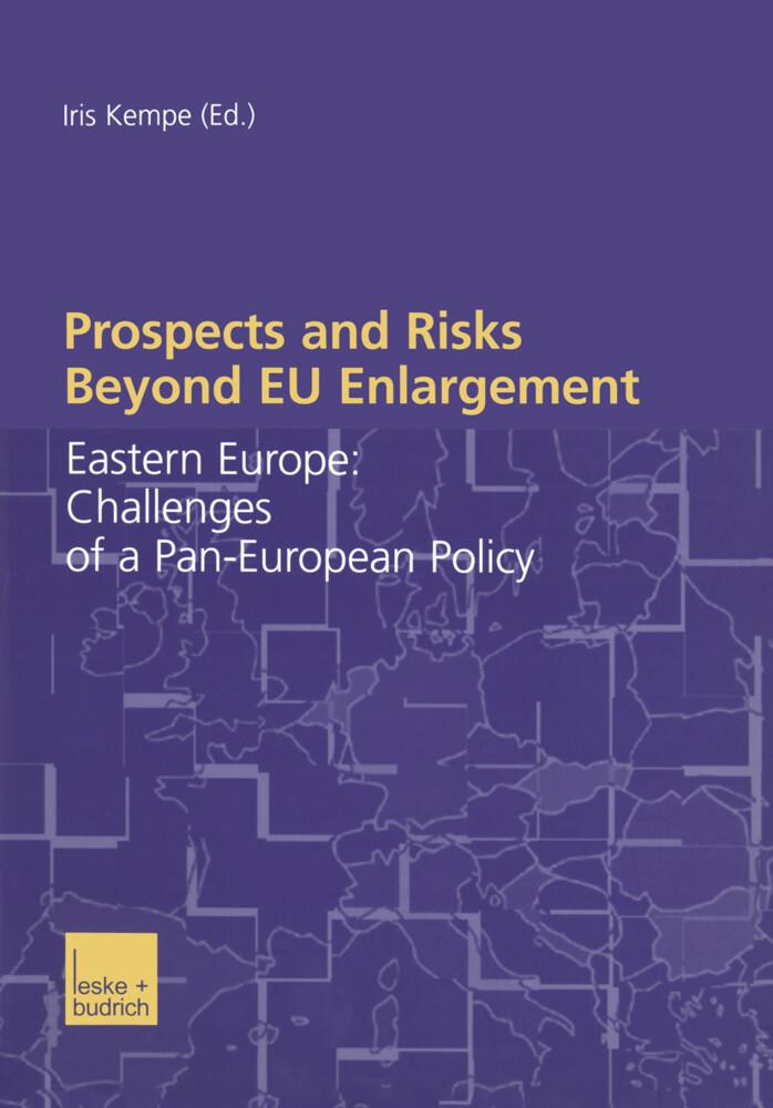Prospects and Risks Beyond EU Enlargement als Buch (kartoniert)