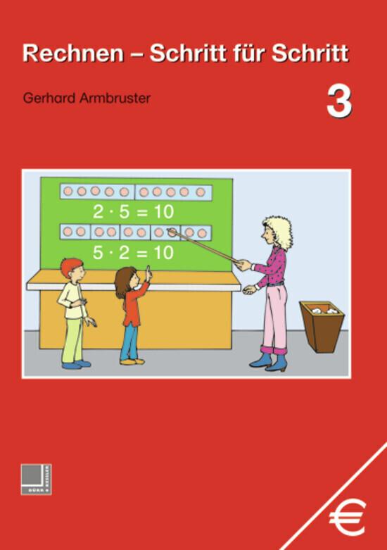 Rechnen Schritt für Schritt 3. Schülerbuch als Buch (gebunden)