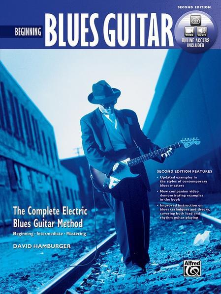 Complete Blues Guitar Method: Beginning Blues Guitar, Book & Online Media [With DVD] als Taschenbuch