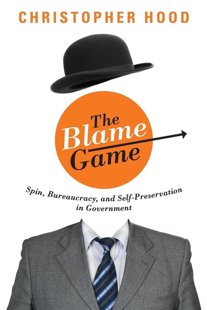 The Blame Game als Buch (kartoniert)