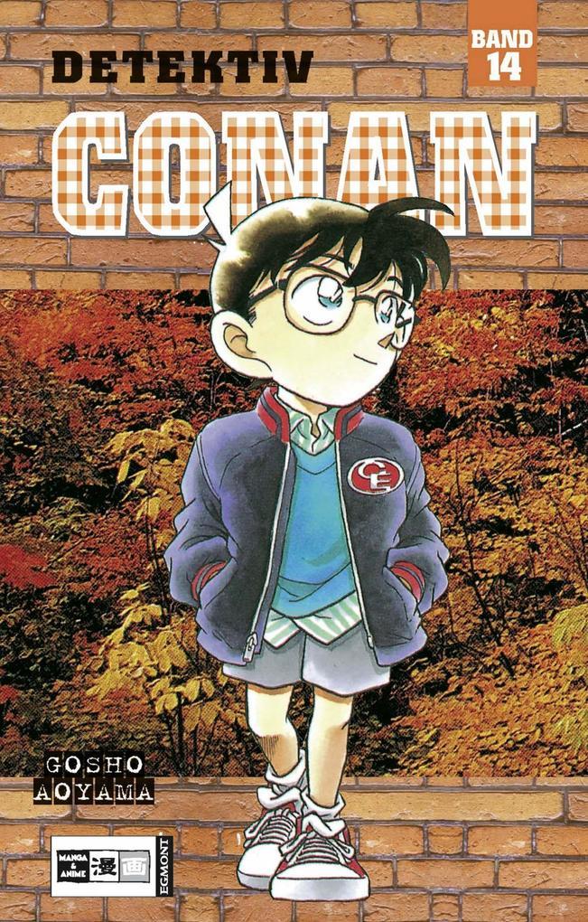 Detektiv Conan 14 als Buch (kartoniert)