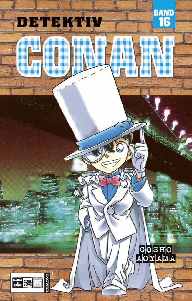 Detektiv Conan 16 als Buch (kartoniert)