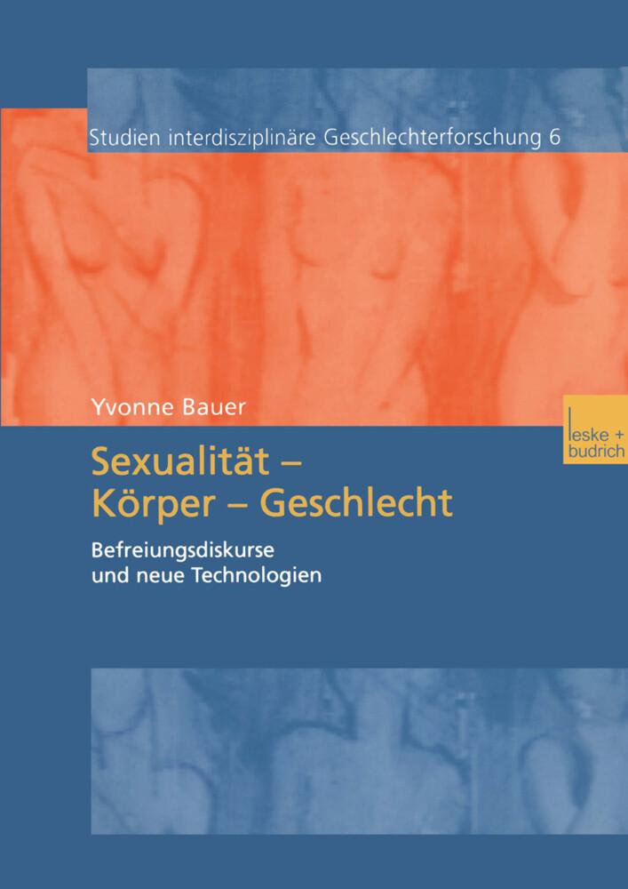 Sexualität - Körper - Geschlecht als Buch (kartoniert)