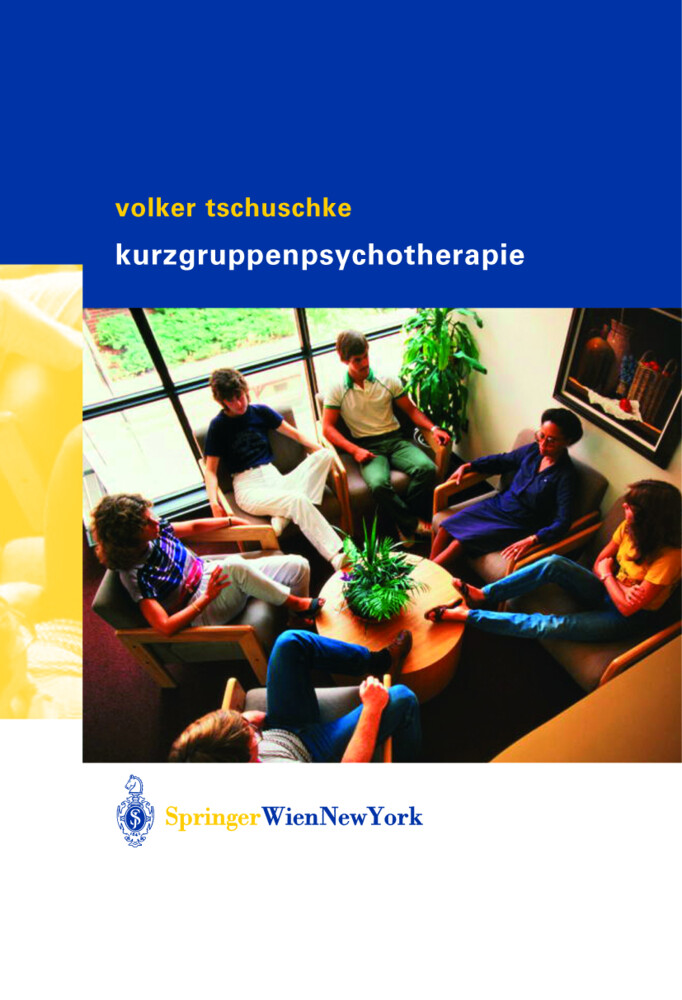 Volker Tschuschke Kurzgruppenpsychotherapie Theorie und Praxis als Buch (kartoniert)