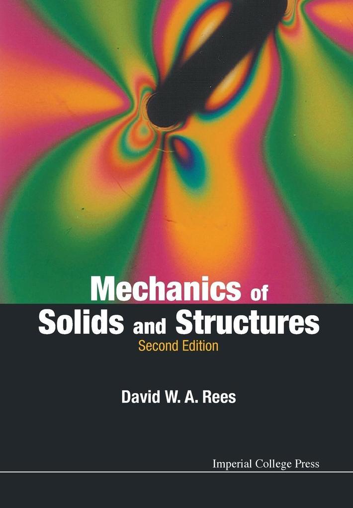 Mechanics of Solids and Structures als Taschenbuch