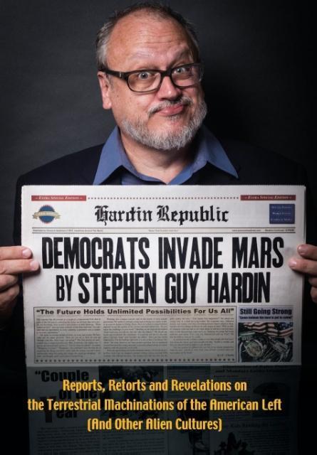 Democrats Invade Mars als Buch (gebunden)