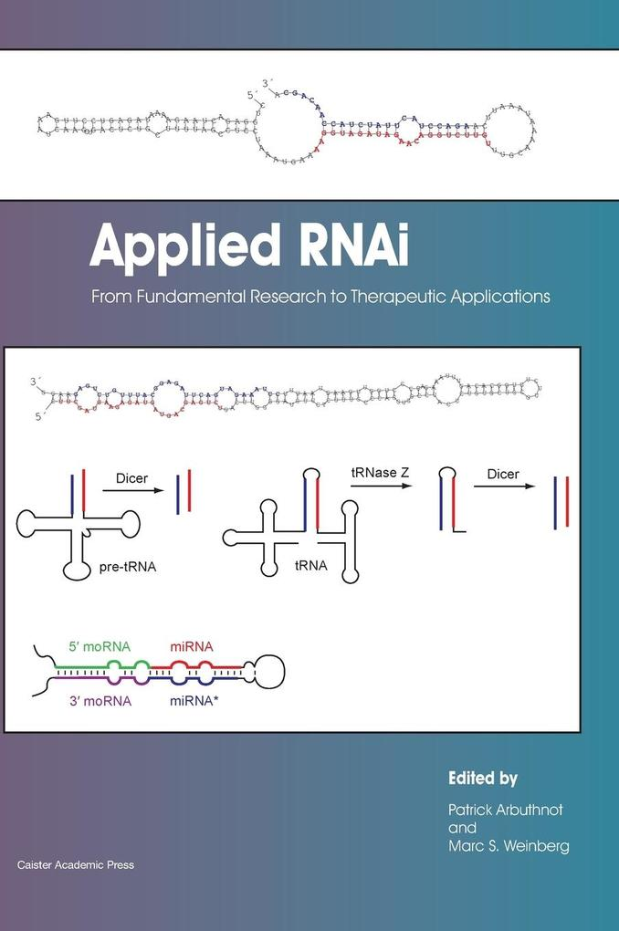 Applied RNAi als Buch (gebunden)