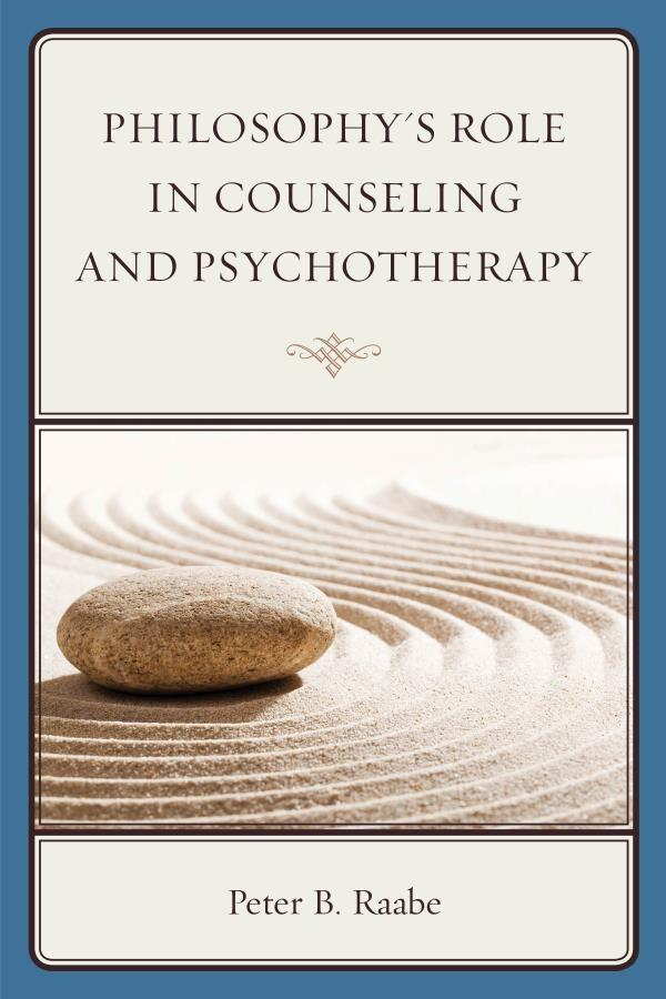 Philosophy's Role in Counseling and Psychotherapy als eBook epub