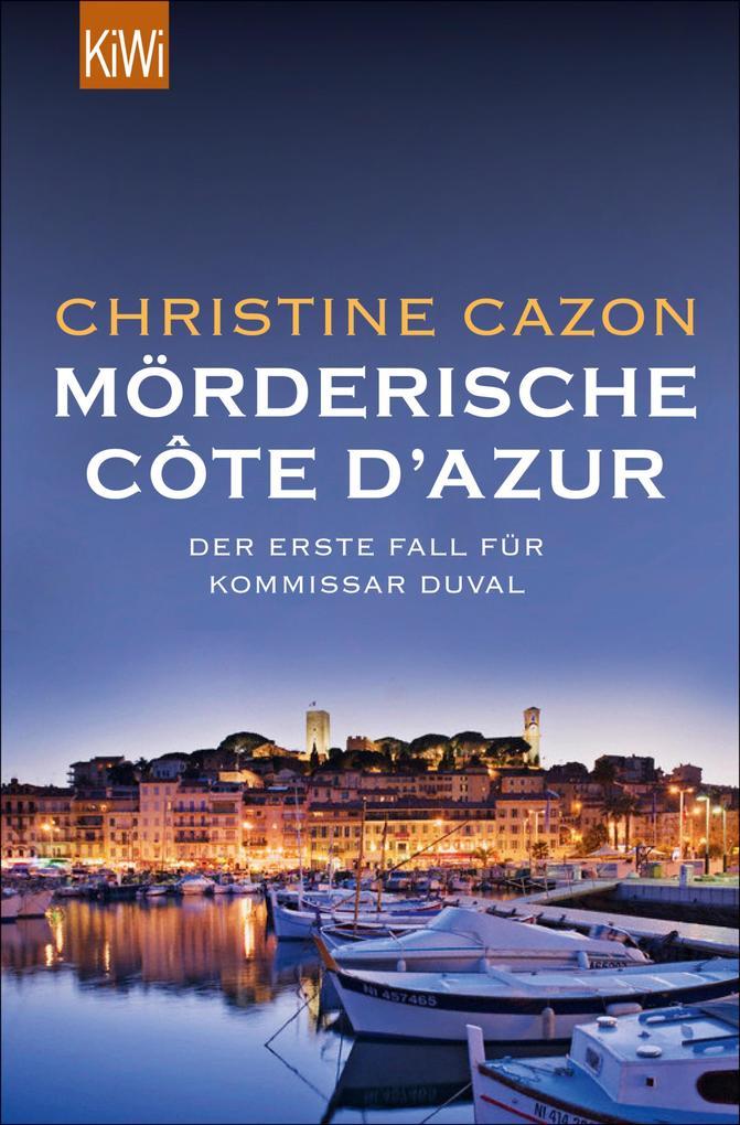 Mörderische Côte d'Azur als eBook epub
