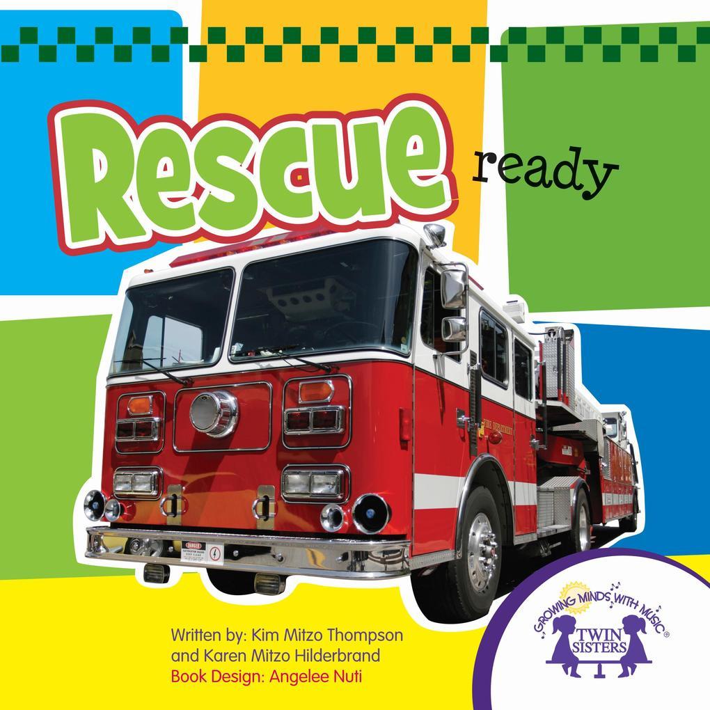 Rescue Ready Picture Book als eBook pdf