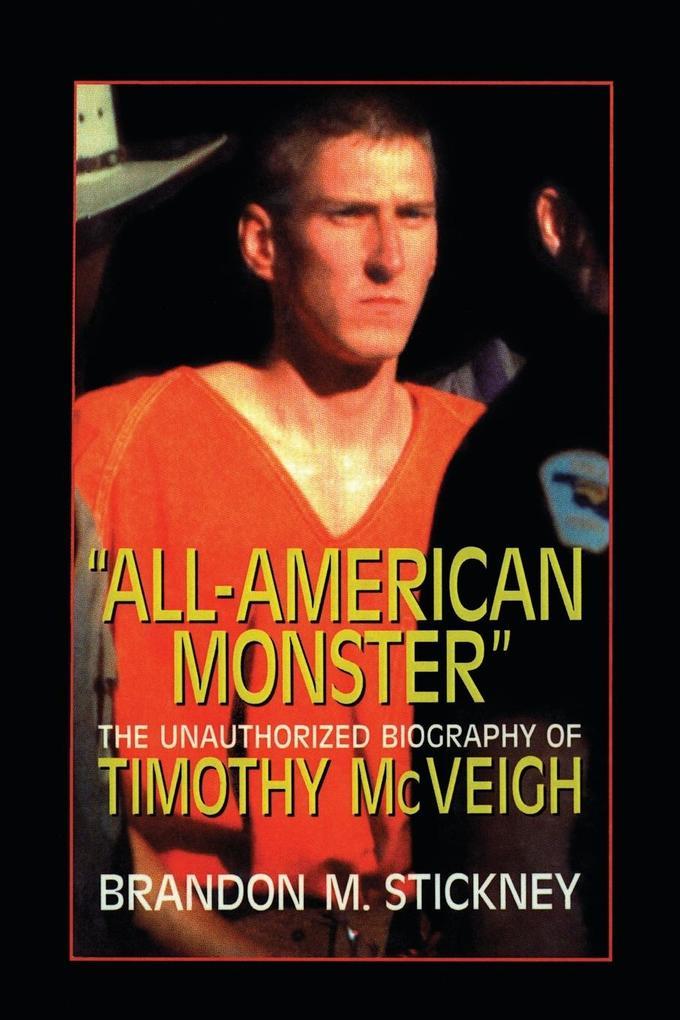 All-American Monster als Buch (gebunden)