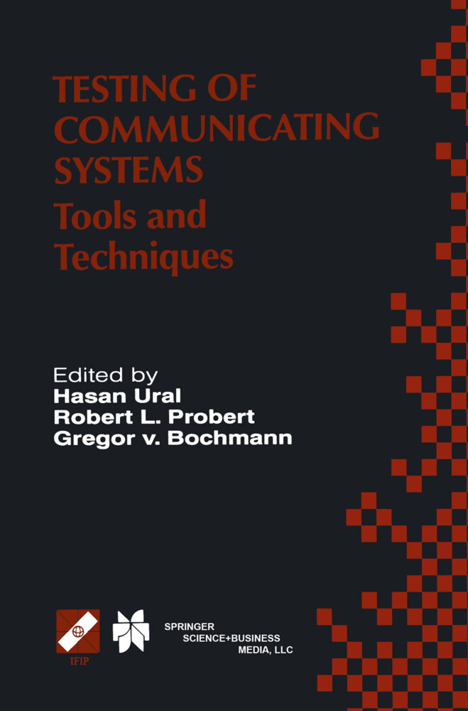 Testing of Communicating Systems als Buch (kartoniert)