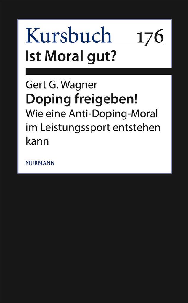 Doping freigeben! als eBook epub