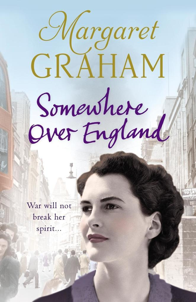 Somewhere Over England als eBook epub