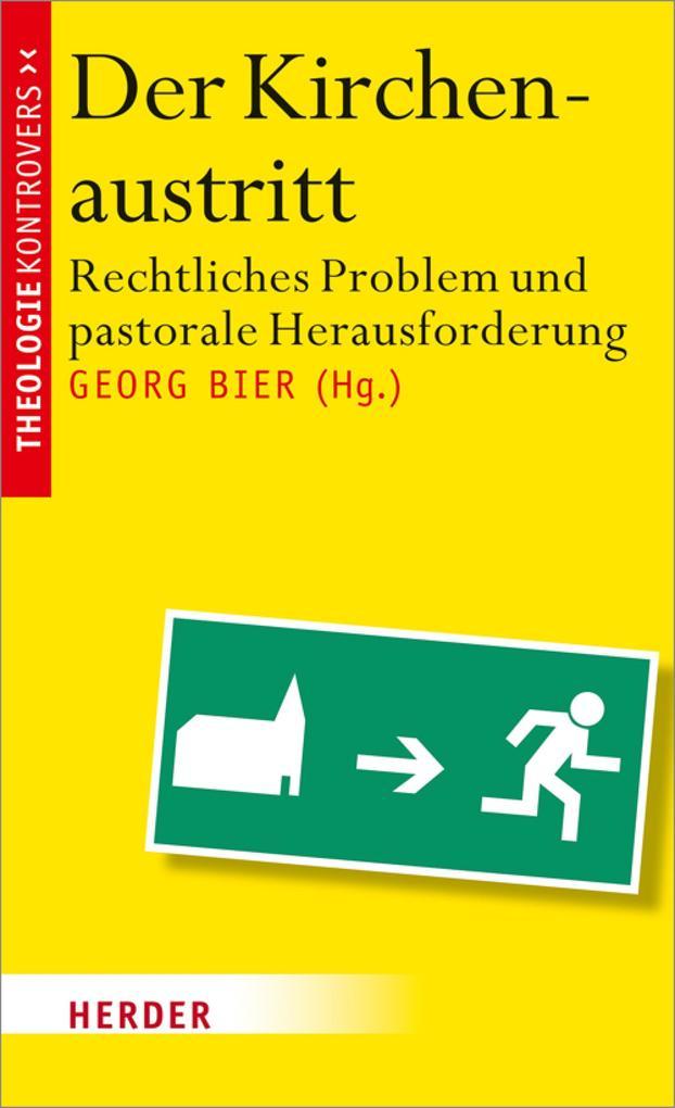 Der Kirchenaustritt als eBook epub