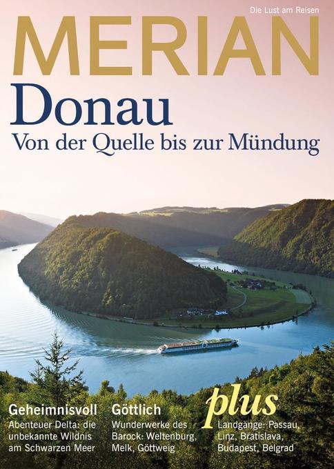 MERIAN Donau als Buch (kartoniert)