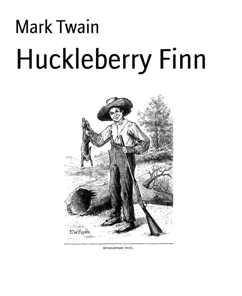 Huckleberry Finn als eBook