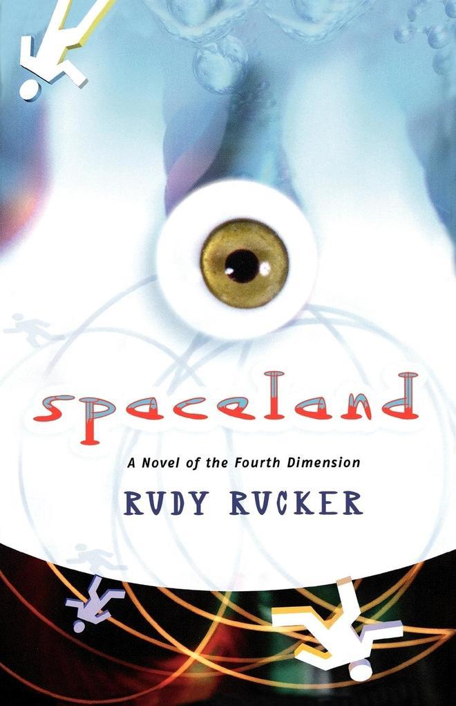 Spaceland als Buch (kartoniert)