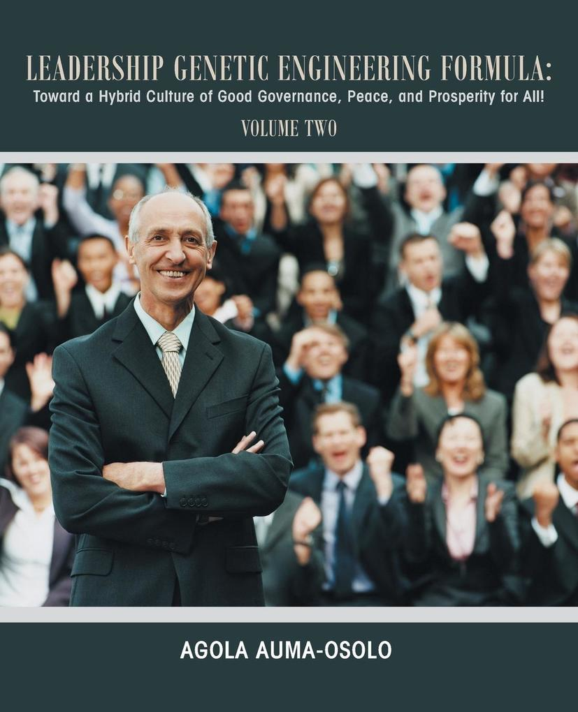 Leadership Genetic Engineering Formula als Taschenbuch