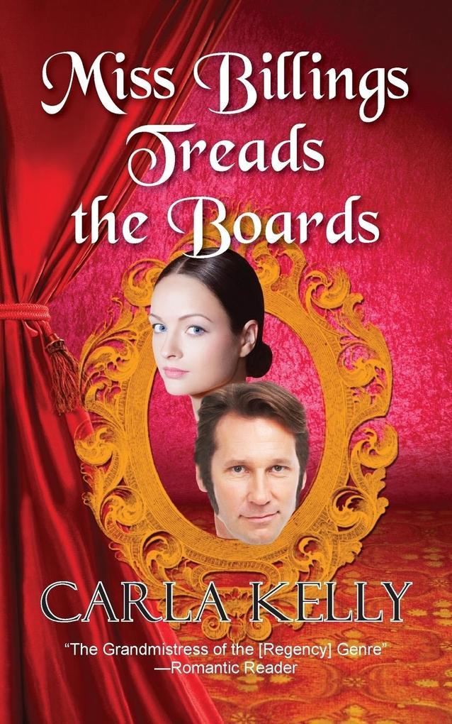 Miss Billings Treads the Boards als Taschenbuch