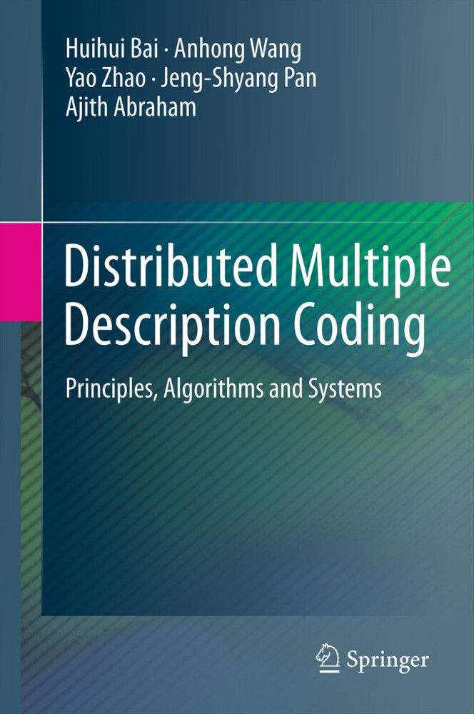 Distributed Multiple Description Coding als Buch (kartoniert)
