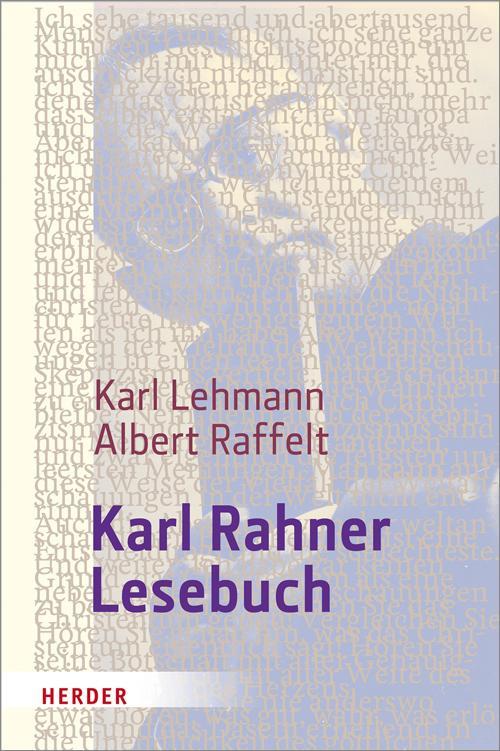 Karl Rahner-Lesebuch als Buch (gebunden)