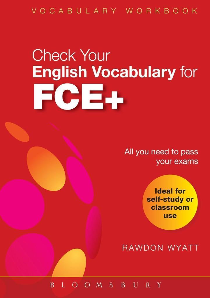 Check Your English Vocabulary for FCE + als eBook pdf